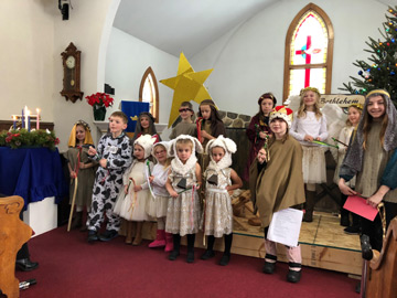 Christmas Program, Dec. 15th, 2019
