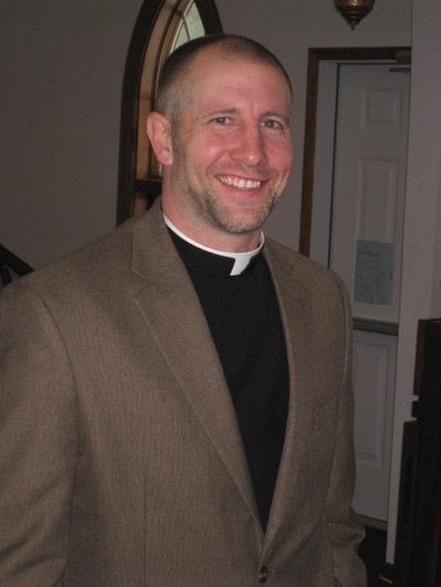 photo of Pastor Rob